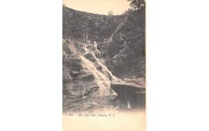 The Glen Falls Pawling, New York Postcard