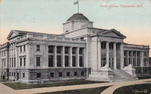 Court House , VANCOUVER , B.C. , Canada , 00-10s