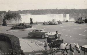 RP: NIAGARA FALLS, Ontario, 1950