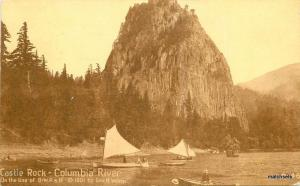 1911 Castle Rock Columbia River Washington PNC Pacific Novelty 12480