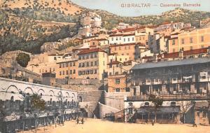 Gibraltar Casemates Barracks  Casemates Barracks