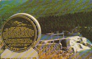 Canada Lower Bonnington Dam Castlegar-Nelson British Columbia