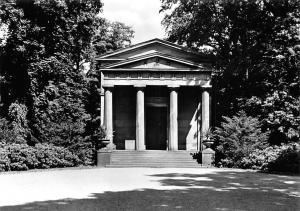 Mausoleum der Koenigin Luise von Heinrich Gentz Berlin
