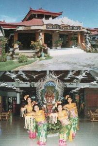 Hotel Tohpati Denpasar Bali Indonesia Advertising Postcard