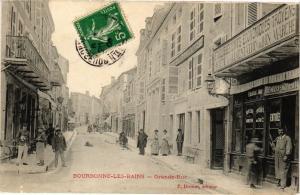 CPA Bourbonne les Bains - Grande Rue (270469)