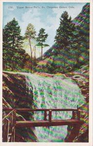 Colorado Colorado Springs Upper Seven Falls South Cheyenne Canon