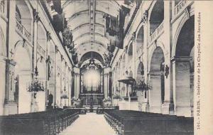 Paris , France , 00-10s : Interieur de la Chapelle des Invalides