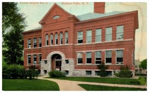 New York  Hudson Falls  Public School no.2