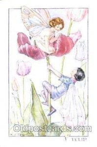 Artist Margaret W. Tarrant Fairy Tale Unused