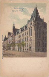 Kaiserl, Postant, Strassburg, Alsace, France, 10-20s