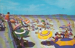 Lots Of Color At New Hampshires Famous Hampton Beach New Hampshire 1962