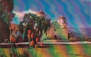 California Santa Barbara Mission