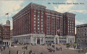 Hotel Pantlind, Grand Rapids, Michigan, 00-10s