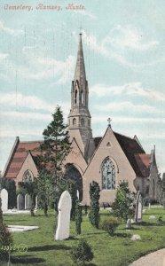 Ramsey , I.O.M., 00-10s ; Cemetery