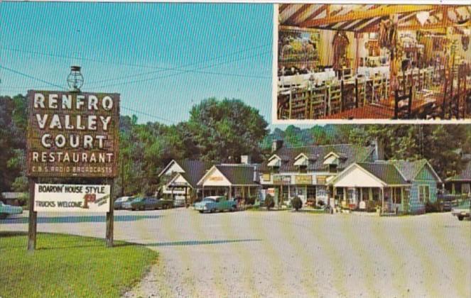 Kentucky Renfro Valley Motel and Restaurant