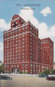 New Jersey Atlantic City Madison Hotel