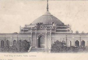 India First King of Oudh's Tomb