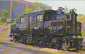 New York Central Railway General Electric S-1 No 6000 Locomotive