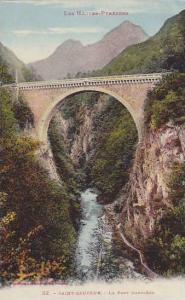 Les Hautes Pyrenees, Le Pont Napoleon, Saint-Sauveur, France, 1900-1910s