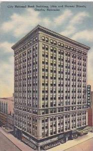 Nebraska Omaha City National Bank Building