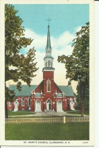 St. Mary's Church, Claremont, N.H.
