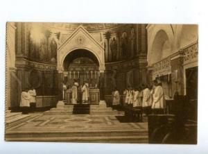 147502 BELGIUM LOPHEM-lez-Bruges St.Andre Abbaye Vintage #35