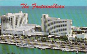 Florida Miami Beach The Fontainebleau Hotel