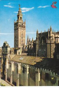 Spain Sevilla La Giralda