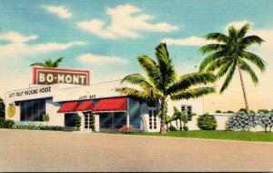 Florida Pompano Bo-Mont Fruit Pachers & Gift Shop