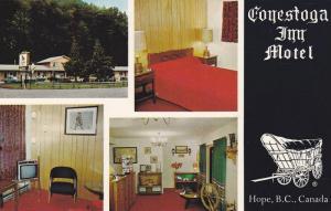 Conestoga Inn Motel,  Hope,  B.C.,  Canada,  40-60s