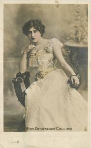 1905 Stage Actress Miss Constance Collier Postcard Tuck 12404