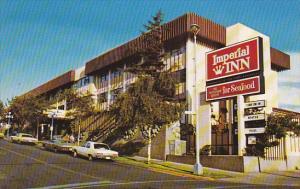 Canada Imperial Inn Victoria British Columbia
