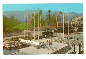 Entrance To Zoo, From Los Angeles Zoo, California, 1940-1960s