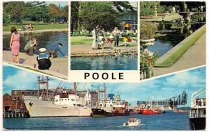 Vauburgh - Poole  - Post Card - Unused