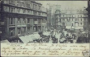 london, LONDON, King William Street (1902)