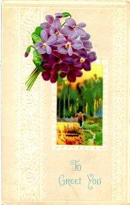 Greeting - Floral