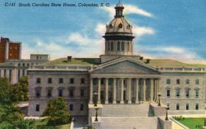 SC - Columbia, State House