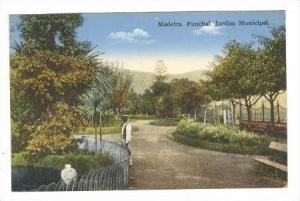 Madeira. Funchal. Jardin Municipal, 00-10s