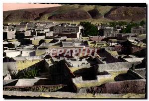 Algeria Old Postcard Bou Saada City
