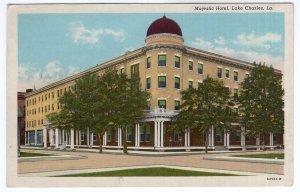Lake Charles, La, Majestic Hotel