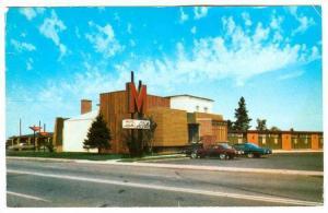 Motel La Valliere Inc., Lac St. Jean, Province of Quebec,  Canada, PU-1986