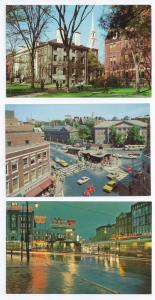 3 Cambridge MA Harvard Square Yard ca 1960 - 70 Mike Roberts