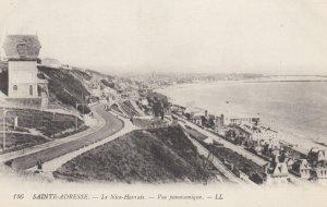 SAINTE-ADRESSE, France, 1910-1920s, Le Nice-Havrais - Vue panoramique