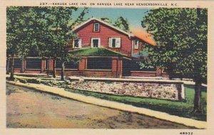 North Carolina Hendersonville Kanuga Lake Inn On Kanuga Lake Albertype