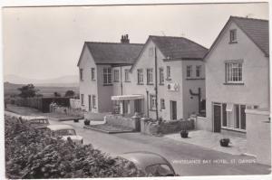 Postcard Wales Pembrokeshire St. David's Whitesands Bay Hotel