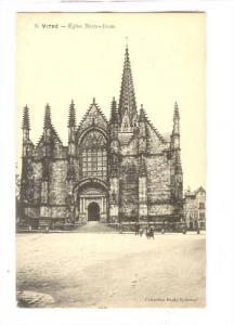 Eglise Notre-Dame, Vitre (Ille-et-Vilaine), France, 1900-1910s