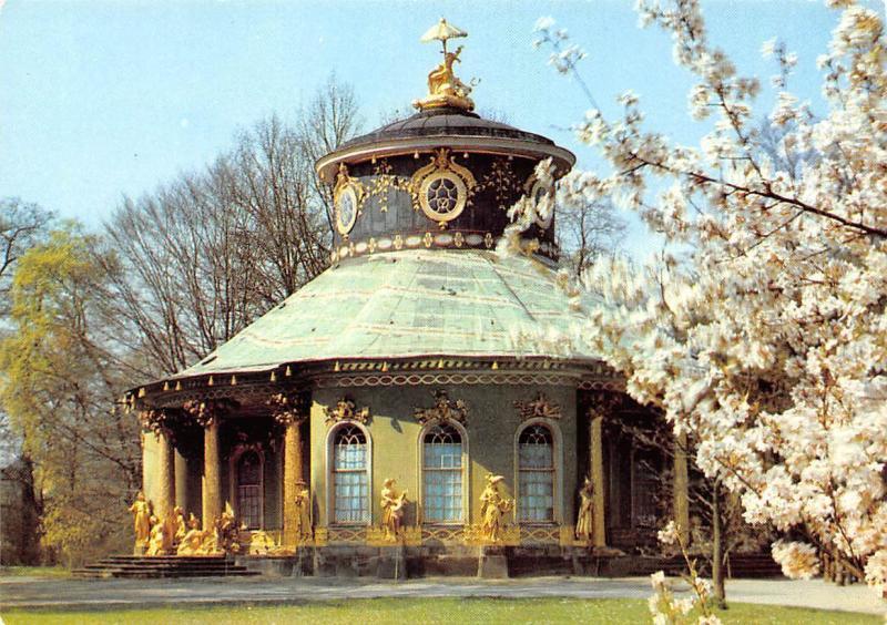 Potsdam Sanssouci Garten Chinesisches Teehaus Chinese Tea House