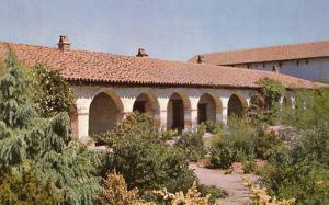 CA - Salinas Valley, San Miguel Mission