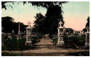 New York  Newburgh   St. Paricks Cemetery entance