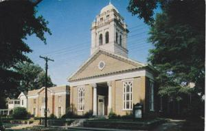First Presbyterian Church, Marietta, Georgia, 1940-1960s
